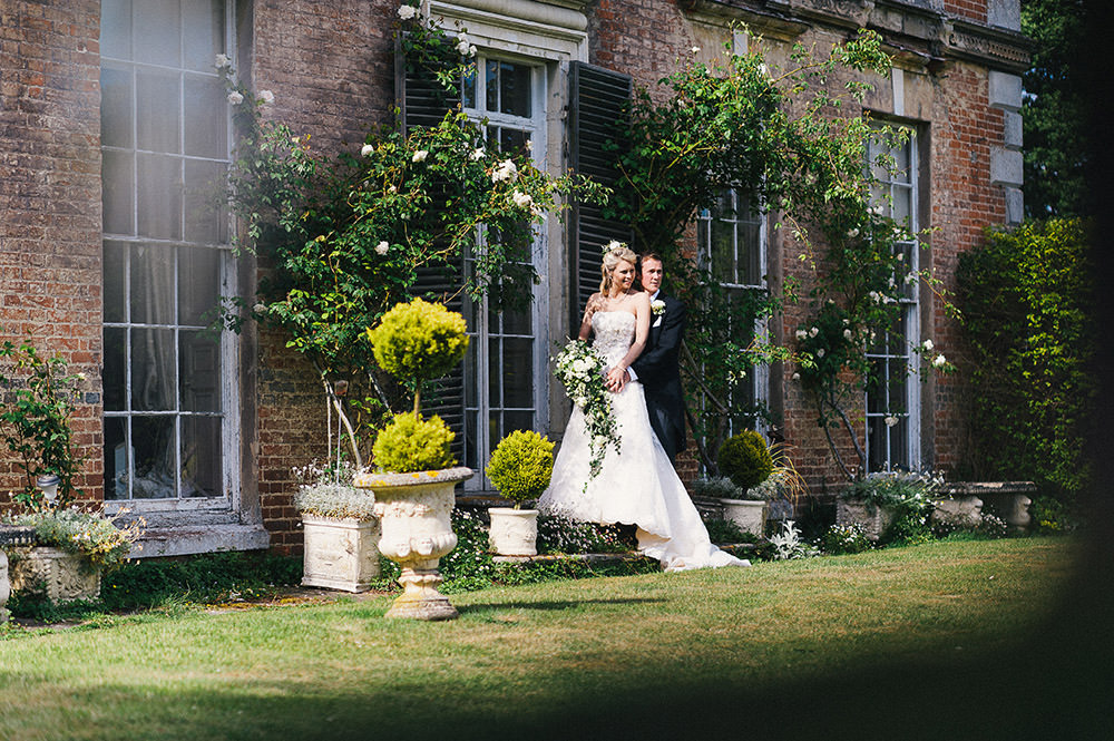 Kate & Mark – A Classic Norfolk Countryside Outdoor Wedding