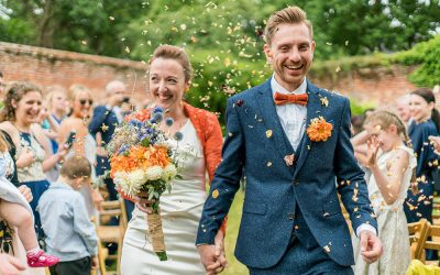 Getting married outside in the UK: What is a duo wedding ceremony anyway?